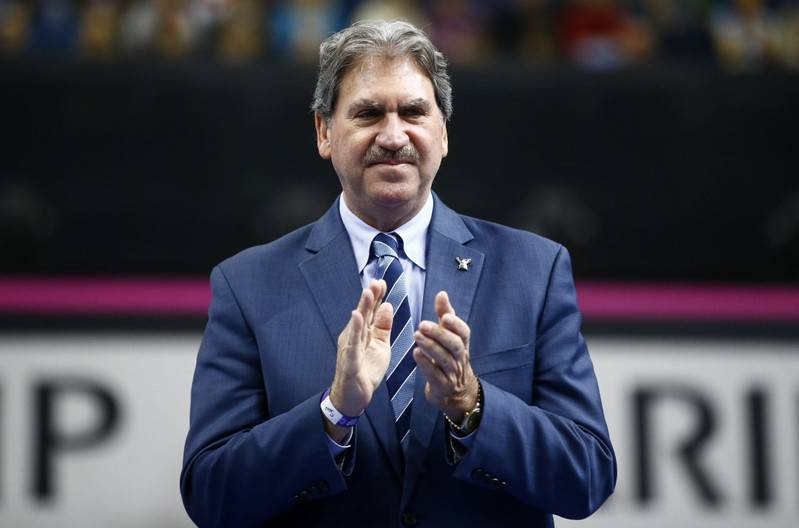 David Haggerty wins another term as ITF President