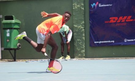 J4 Cotonou: Philips beats Sewanou to reach semifinals, to play Aaryan Zaveri next