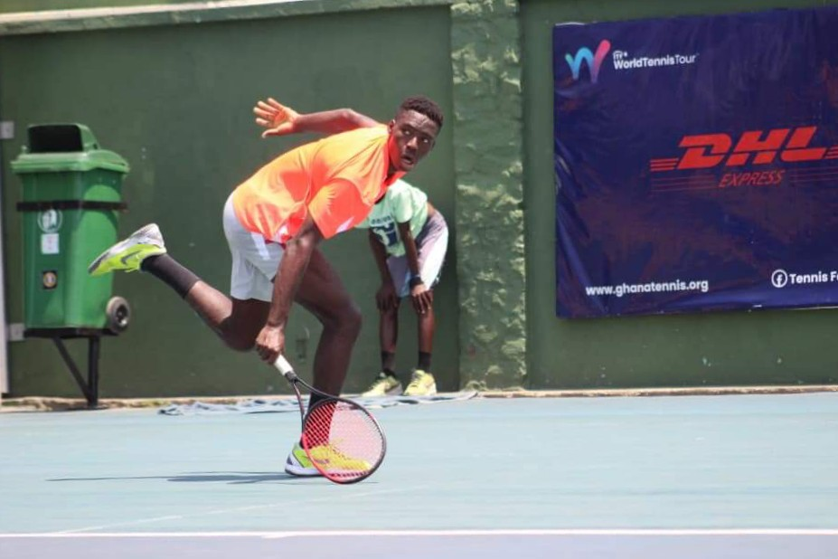 Abayomi Philips storms into second straight ITF Junior Circuit final