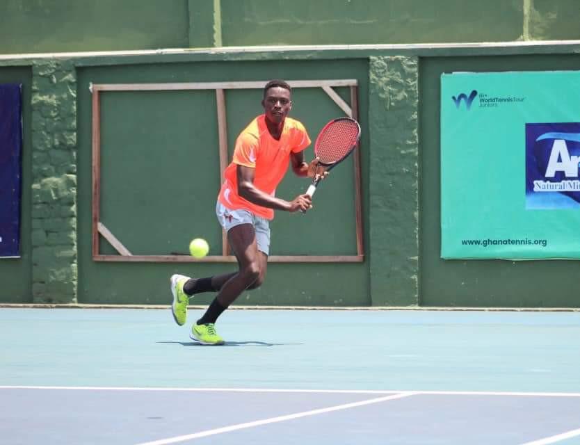 Philips, Aji, Jebutu stay on track in Lome