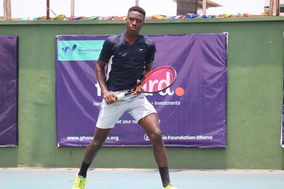 J4 Cotonou: Sensational Philips moves into singles final as Quadre claims doubles title