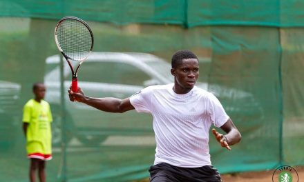 Davis Cup: Nigeria come up short against Mozambique in final round-robin tie