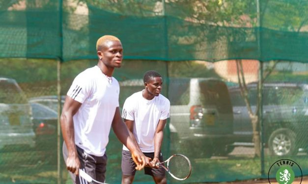 Team captain, John Atiomo and NTF President speak on Nigeria's Davis Cup campaign in Kenya