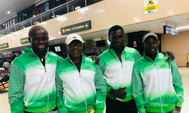 2019 Davis Cup: Nigeria drawn in Pool A with Tunisia, Namibia and Mozambique