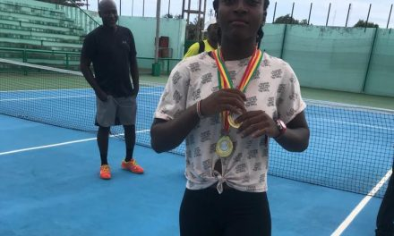 Fantastic Quadre overwhelms Mehra to clinch J4 Cotonou title
