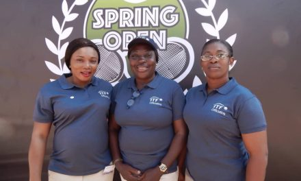 Nigeria's female umpires reflect on ITF's Advantage All seminar in Africa
