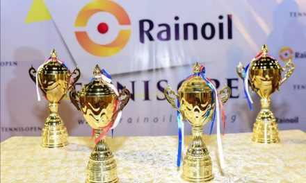 2019 Rainoil Open set to serve off in Lagos