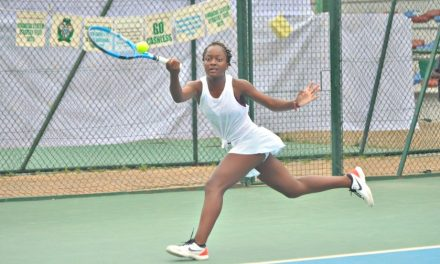 J4 Cotonou: Flawless Quadre crushes Dotse to reach semifinals