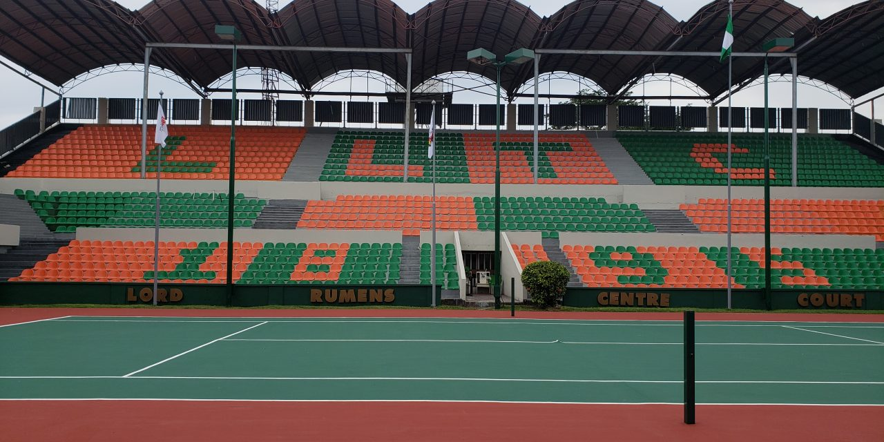 Organizers give tennis facilities new look ahead of 2019 Lagos Open