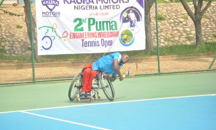 Top seeds reach PUMA Wheelchair Open semifinals