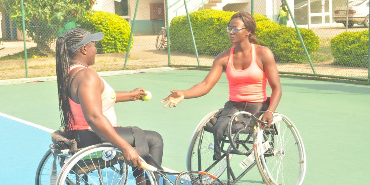 PUMA Wheelchair Open: Thursday's best photos