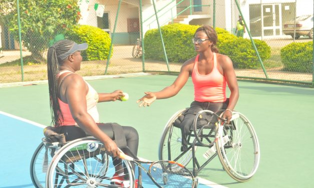 PUMA Wheelchair Open: Thursday's best photos