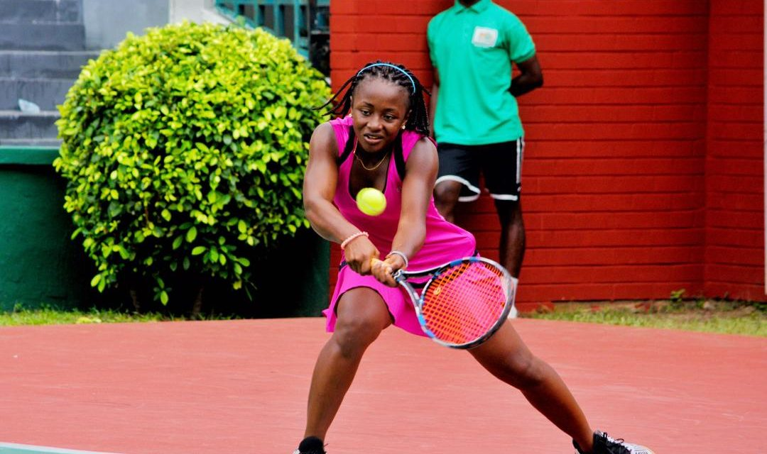 Lagos Open: Day 1 in pictures