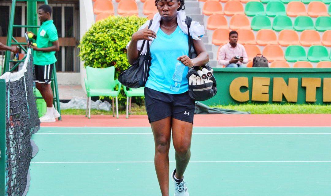 Lagos Open: Blessing Samuel, Oyinlomo Quadre headline first round action in Onikan