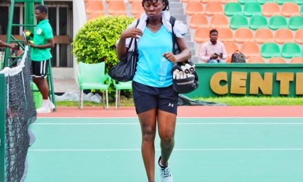 Lagos Open: Blessing Samuel, Oyinlomo Quadre headline first round action in Onikan