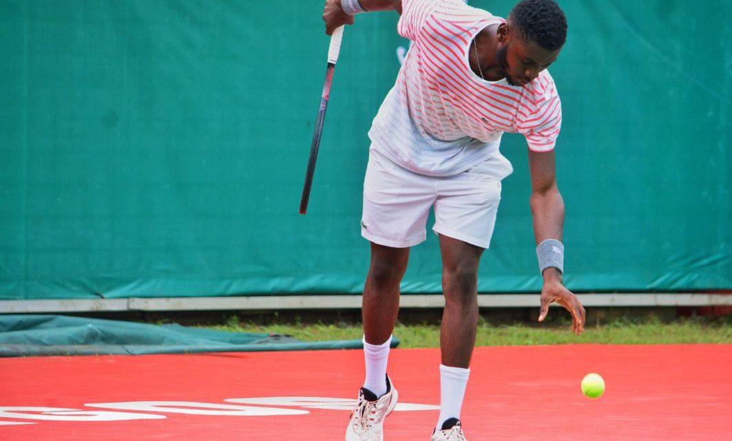 Lagos Open: Sylvester Emmanuel, Joseph Imeh succumb to injury in opening match