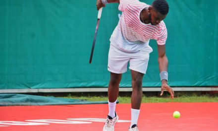 Lagos Open: Sylvester Emmanuel, Joseph Imeh succumb to injury in opening match