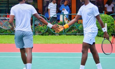 Lagos Open: Day 4 in pictures
