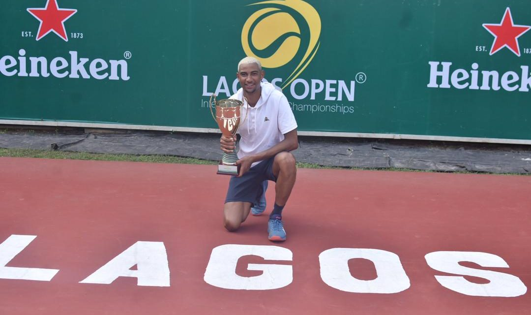 Lagos Open: Calvin Hemery outclasses Setkic to emerge men's singles champion