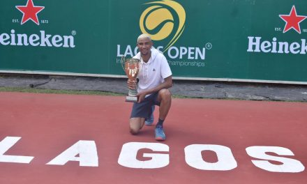 Lagos Open: Calvin Hemery outclasses Setkic to emerge men's singles champion