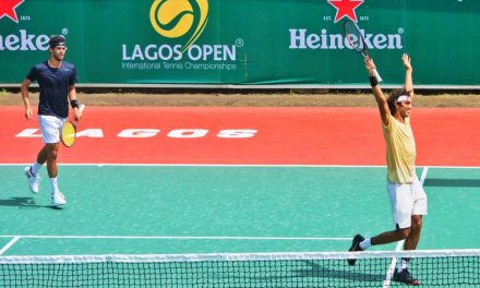 Lagos Open: Day 8 in pictures