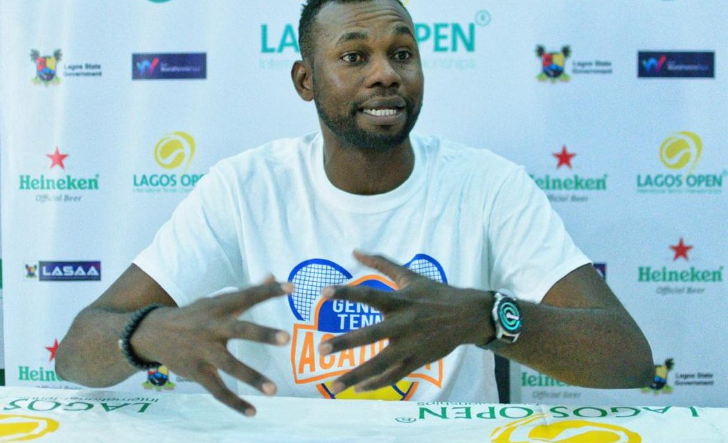 In 5 years, we'll have a Nigerian winning the Lagos Open, former tennis star, Jonathan Igbinovia says