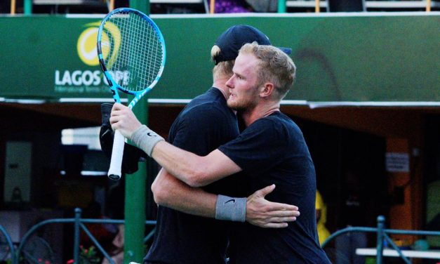 Lagos Open: Day 12 in pictures