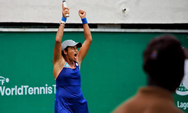 Lagos Open: Final day in pictures