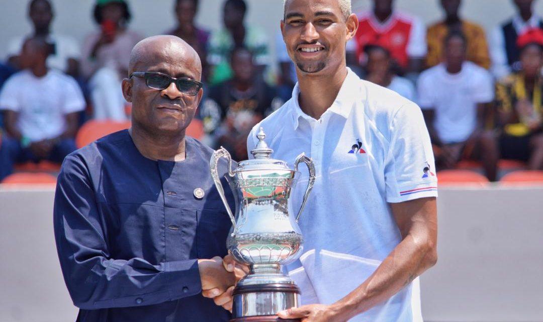 The 2019 Lagos Open winners