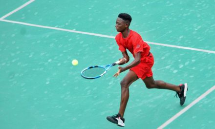 Jebutu, Asogba fall short in Stavanger opener