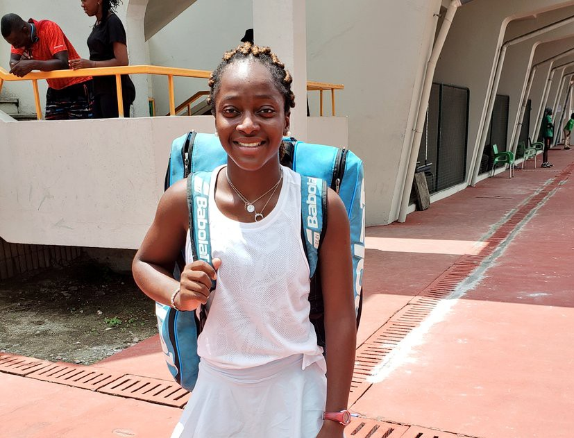 Lagos Open: Superb Quadre eases into second round, as Kruger stuns top seed, Strakhova