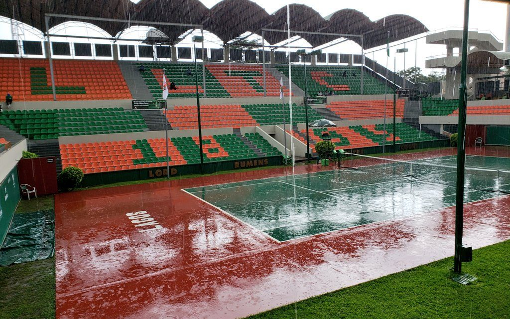 Lagos Open: Rain washes out play on Day 6