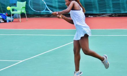 Lagos Open: Quadre, Samuel vie for quarter-final spots