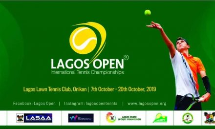 Lagos Open pre-tournament press conference to hold on 3rd October
