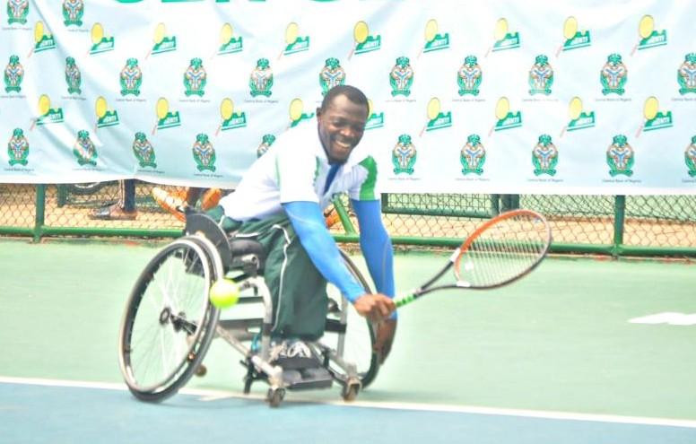 Nigerians headline first round action at PUMA Engineering Wheelchair Open