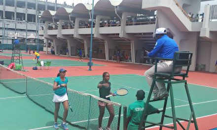 Lagos Open: India's Bhatia proves too much for Quadre