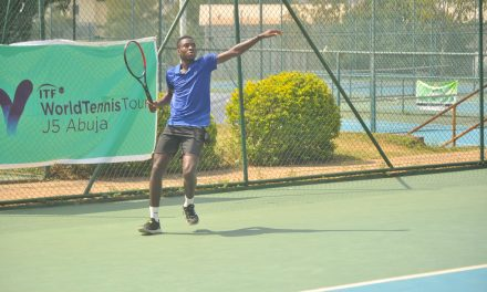Top seed, Abayomi Philips ease into J5 Abuja quarter-finals