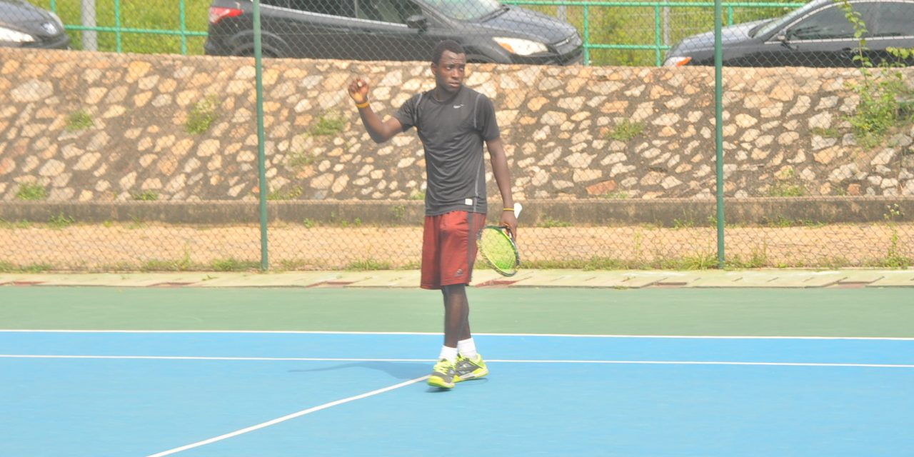 Vemp Open: Nigeria's No. 6, Musa Mohammed makes winning start in Abuja