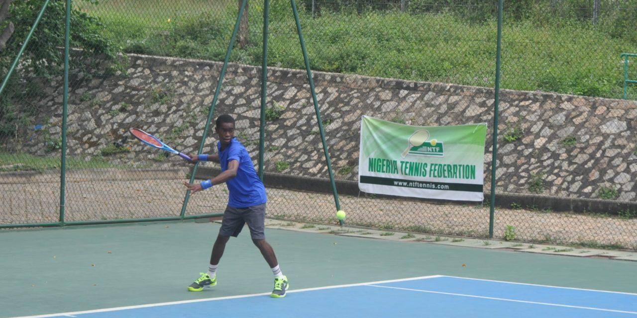 J5 Abuja: Canice Abua off to winning start in second leg