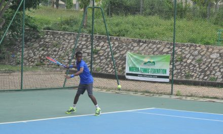 J5 Abuja: Canice Abua off to winning start in second leg