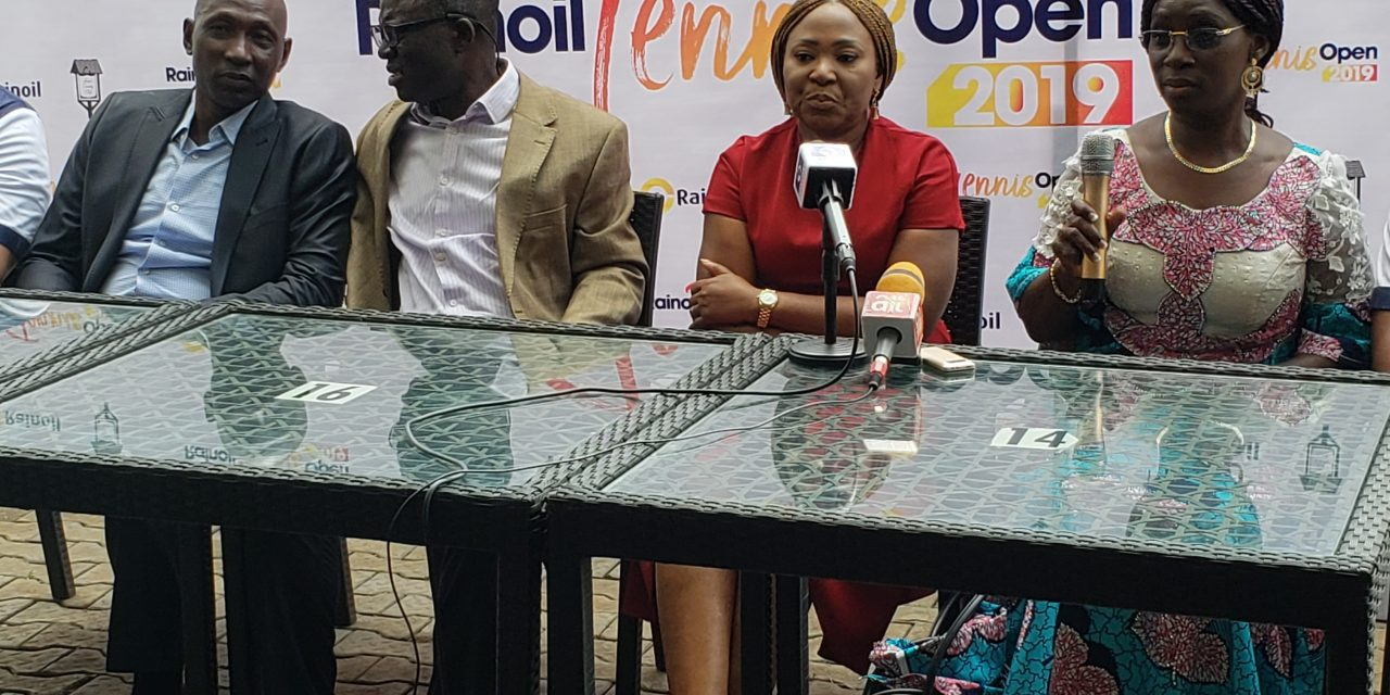 Press conference: Facts and information on the Rainoil Open Tennis Championship