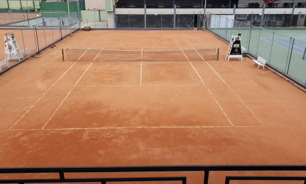 2019 Rainoil Open: Qualifying action begins in Lagos