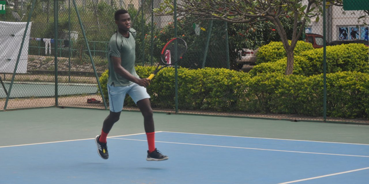 Top seed, Abayomi Philips off to flying start in Abuja opener