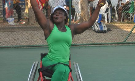PUMA Wheelchair Open: Saturday in pictures