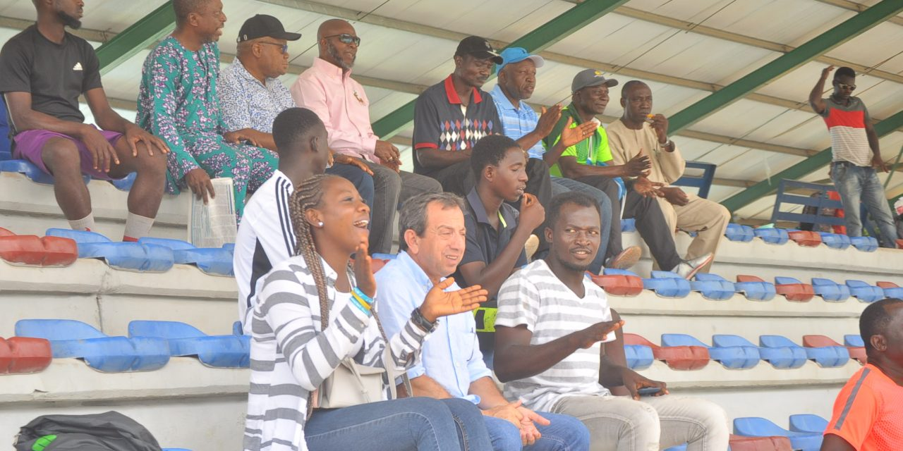Parents of youngsters express thoughts on inaugural NTF International Junior Championships