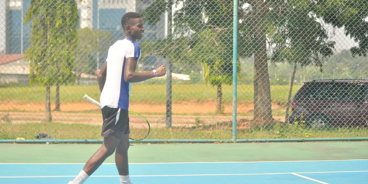 Rainoil Open Qualifying: Players move closer to main draw place
