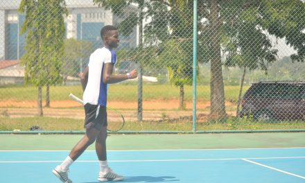 Rainoil Open Qualifiers: Players shoot for main draw place