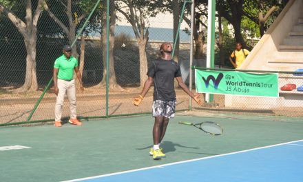 Meet the winners of the NTF International Junior Championships in Abuja