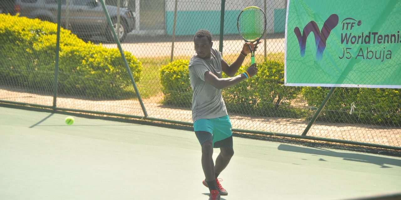 J5 Abuja: Main draw action begins