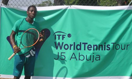 J5 Abuja: Mohammed, Friday, others ease into second leg main draw